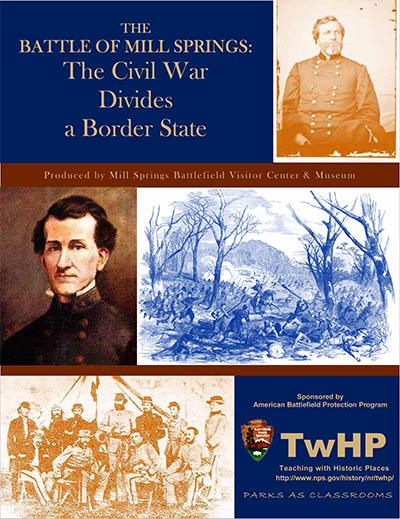 The Civil War Divides a Border State